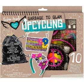 Fashion Angels Upcycling; Plastic Bags
