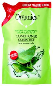 Organics Normal Conditioner Refill - 900ml