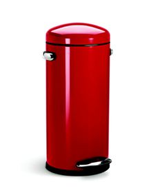 Simple Human - 30 Litre Retro - Red