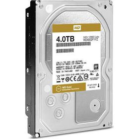 "WD Gold 4TB 3.5"" SATA3 6GB/s Datacenter HDD"