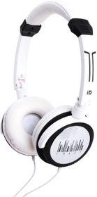 Idance Black and White Headphone