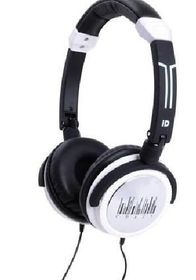 Idance Black and White Headphone