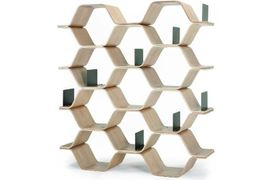 Made.Com - Polygon Shelving Unit