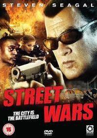 True Justice-Street Wars (DVD)