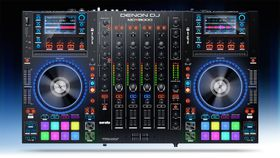 Denon DJ-MCX8000 Standalone DJ Player And DJ Controller