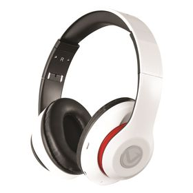 Volkano Impulse Series Bluetooth Headphones - White