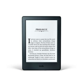 Kindle Touchscreen Generation 8 Wi-Fi - Black