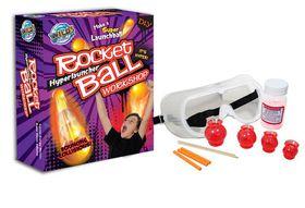 Wild Science Rocket Ball Workshop