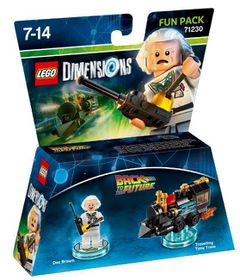 Lego Dimensions 1: Fun: Back To The Future - Doc