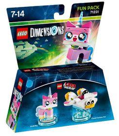 Lego Dimensions 1: Fun: Lego Movie - Uni Kit