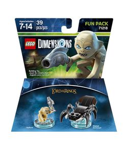 Lego Dimensions 1: Fun: Lord Of The Rings - Gollum