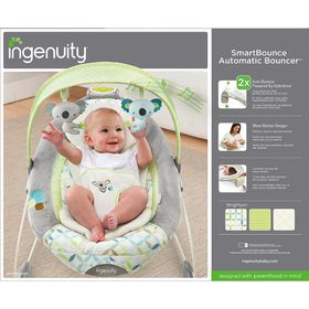 Ingenuity - Smart-bounce Automatic Bouncer - Brighton