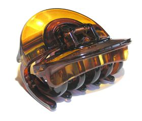 Chic - Hair Clamp- Tortoise Shell - Brown