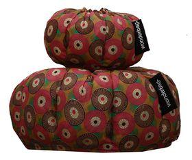Wonderbag - Small and Large African Batik Bundle - Beige