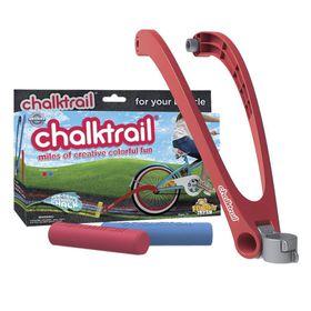 Chalktrail - Bike Red