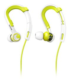 Philips SHQ3400 Actionfit Headphone - Lime