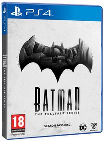 Batman Tell-Tale Series (PS4)