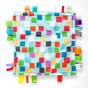 Brightstarts - Little Taggies - Multi-Coloured