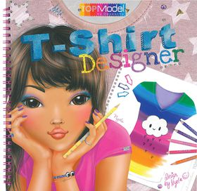 Top Model T-Shirt Designer