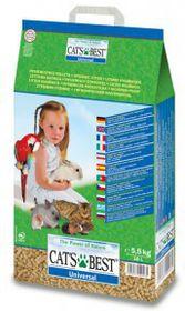Cats Best - Universal 4kg Non-Clumping 7 Litre Pet Litter