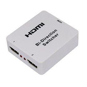 HDCVT HDMI 4k Bi-Directional Switcher 1x2 2x1