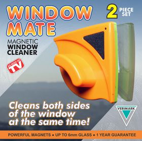 Floorwiz - Window Mate X2 - Orange