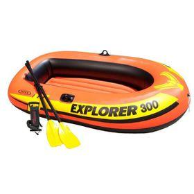 Intex - 300 Boat Explorer Set