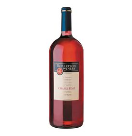 Robertson Winery - Chapel Natural Sweet Rose - 1.5 Litre
