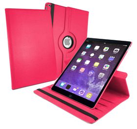 "Tuff-Luv Rotating Sleep Case for Apple iPad Pro 12.9"" - Pink"