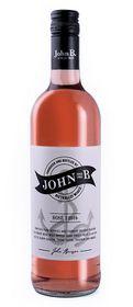 John B - Rose Semi Sweet - 750ml