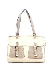 Parco Collection Grey Handbag