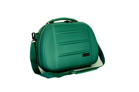 Gino De Vinci Sentinel 11 Shoulder Tote - Beauty Case - Sea Green