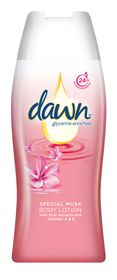 Dawn Special Musk Body Lotion 400ml