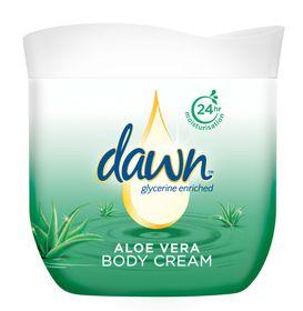 Dawn Aloe Vera Body Cream 280ml