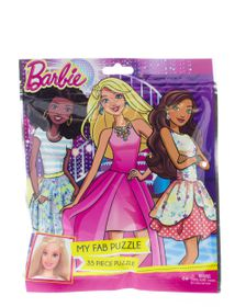 Barbie 35 Piece Puzzle
