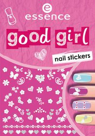 Essence Good Girl Nail Stickers - 03