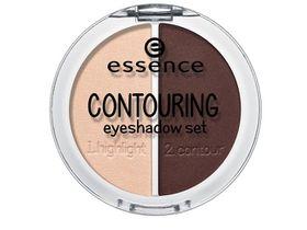 Essence Contouring Eyeshadow Set - 04