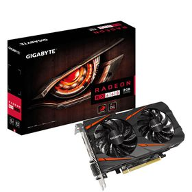 Gigabyte Radeon RX 460 WINDFORCE OC 2G Graphics Card