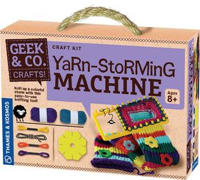 Geek & Co. Science - Yarn-Storming Machine