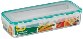 Addis - 4 Sided 1.1 Litre Rectangle Saver With Tray
