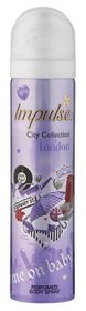 Impulse Body Spray London - 75ml