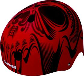 Surge Rival Helmet - Red - Small