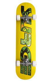 Surge Orbit Skateboard - Yellow