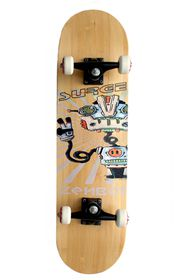 Surge Zenbot Skateboard - Peace