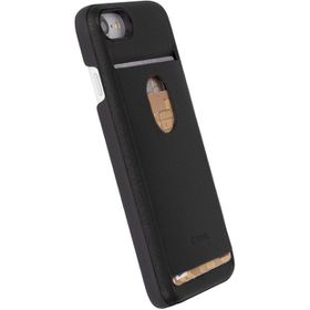 Krusell Timra WalletCover for Apple iPhone 7 - Black