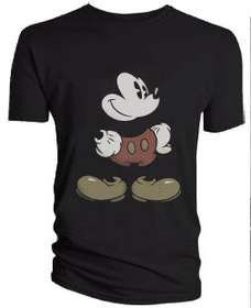 Micky Mouse Hips T-Shirt (Large)