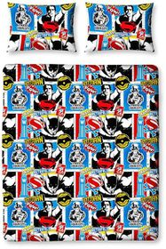 Batman Vs Superman Double Rotary Duvet Set