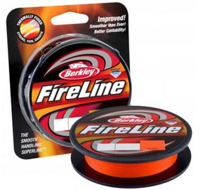 Berkley - Fireline Fused Original Line Braid Orange - 7.90kg