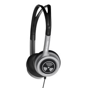 Zagg iFrogz Toxix Headphones - Platinum
