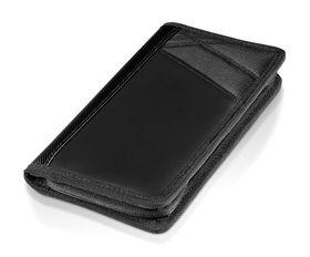Creative Travel Elleven Zip Around Travel Wallet - Black
